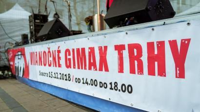 Vianočné GIMAX trhy