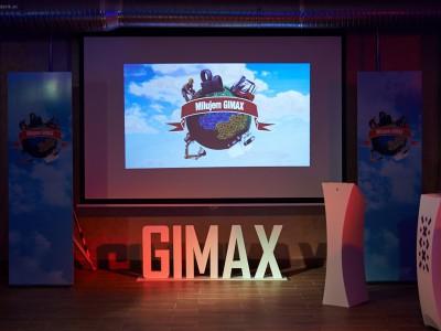 Súťaž - Milujem Gimax